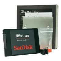 [M.G] SSD Sandisk Ultra Plus 128GB SATA III 6 Gb / S (Garansi 3 Thn!!!)