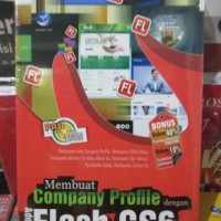 Membuat Company Profile dengan Adobe Flash CS6