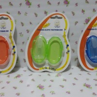 Sikat Gigi Bayi (Finger Glove Tooth Brush) IQ Baby