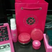 GLANSIE beauty care cream Dr.fajar paket komplit (acne/flek) grosir