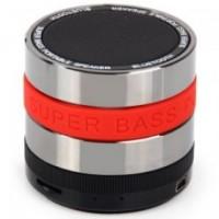 Mini Metal Super Bass Portable Bluetooth Speaker - S302
