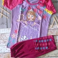 Stelan Anak Disney Original Sofia Purple-Red