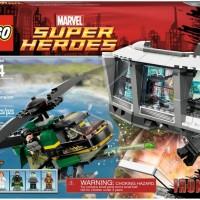 LEGO SuperHeroes (76007) Iron Man: Malibu Mansion Attack