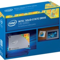 Intel SSD 535 Series (240GB, 2.5in SATA 6Gb / S, 16nm, MLC) 7mm / Garansi