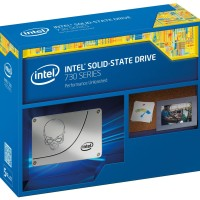 Intel SSD 730 Series (240GB, 2.5in SATA 6Gb / S, 20nm, MLC) 7mm