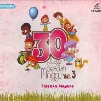 VCD 30 Lagu Sekolah Minggu Vol. 3 - Talenta Singers