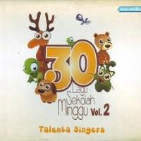 VCD 30 Lagu Sekolah Minggu Vol. 2 - Talenta Singers