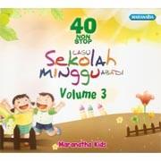 VCD 40 NON STOP LAGU SEKOLAH MINGGU VOL 3