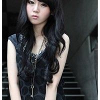 D18 Dark Brown,Import Wig,Taobao,Daily Wig,Cosplay,Rambut Palsu
