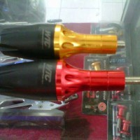 Slider Knalpot WTC Ninja 250 , Z250 , R25 , RR Mono