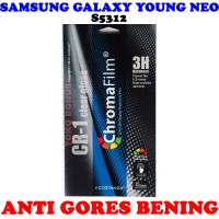 Antigores Samsung Galaxy Young Neo Bening Costanza Anti Gores CR 1