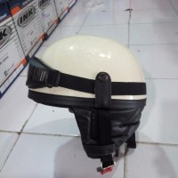 Helm Chips Handmade New Cream Solid