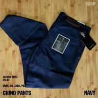 Chinos Slim Fit PSD ZARA DC VANS 3