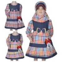 Pakaian Muslim Gamis Bayi Perempuan 002