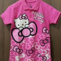 Kaos Polo Hello Kitty Fanta