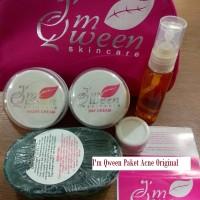 I'm Qween Paket Acne ORIGINAL