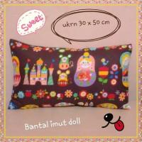 Bantal Imut Kain Katun Handmade doll