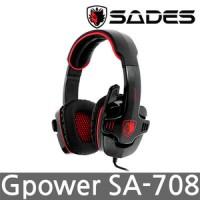 Sades SA708 Headset Gaming