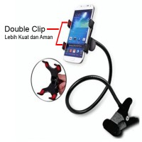 Lazypod / Lazy Pod / Jepit Narsis / Phone Holder for Smartphone