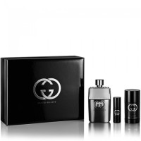 Original Parfum Gucci Guilty Pour Homme Gift Set isi 3pcs