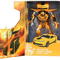 Mainan Robot Transformers 4 Bad Bumblee Bee
