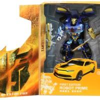 Mainan Robot Transformers 4 Autobots Drift