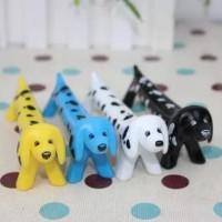 Pulpen Berbentuk Anjing Dalmatian Panjang