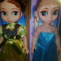 Boneka Frozen Singing isi 2