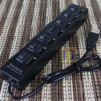 USB HUB 7 PORT & 7 SAKLAR ON/OFF