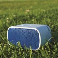 Logitech UE Mobile Boombox Biru Portabel Wireless Bluetooth Speaker