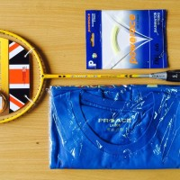 harga Raket Badminton Proace Sting 168 Tokopedia.com