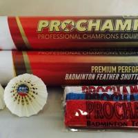 Shuttlecock Kok Badminton Prochamps Premium