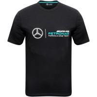tshirt MERCEDES PETRONAS F1 TEAM