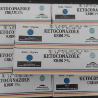 Ketoconazole salep Ketokonazole cream