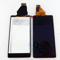 LCD + TOUCHSCREEN SONY XPERIA ZR C5502 ORI