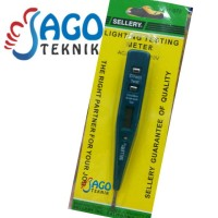 Digital lighting tespen / Tes Pen SELLERY untuk cek listrik