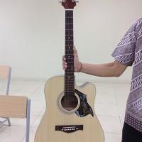 harga Gitar Akustik Ibanez D-456 Jumbo Natural Tokopedia.com