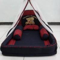 harga Tempat Tidur Bayi Kelambu Baby Scots Tokopedia.com