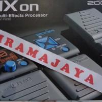 harga Zoom G1xon Guitar Multi Effects Pedal Tokopedia.com