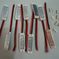 RGB LED Amplifier For Light Strip 12A 144W, penguat sinyal led strip