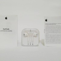 EarPods Apple iPhone 5 Original / Earphone / Handsfree / Earpod