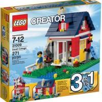 LEGO # 31009 CREATOR_SMALL COTTAGE