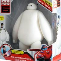 Boneka Baymax,Kado/hadiah ulang tahun,Big Hero Bay Max Putih Besar