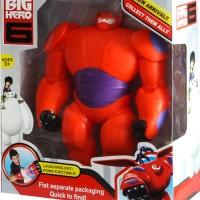 Boneka Baymax,Kado/hadiah ulang tahun,Big Hero Bay Max Armor Besar