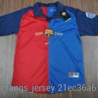 Barcelona home jersey 1999