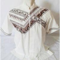 Baju Koko Dewasa PGM P-006 Bahan Katun