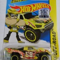 Baja Truck Yellow Team Hot Wheels Factory Seal