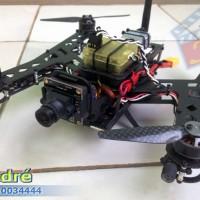 "Quad Race FPV250 Tridome ""Z1"" Combo ARTF"