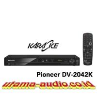 harga Jual Pioneer Dv-2042k Dvd Player Dengan Usb Depan Dan Karaoke Scoring Tokopedia.com