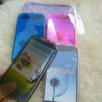 Silikon Soft Case Samsung Galaxy S4 I9500 Murah Silicon Softcase Jelly